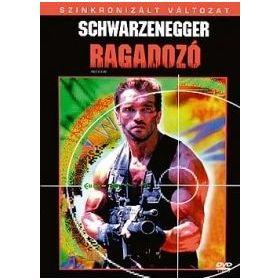 Ragadozó - szinkronizált változat (DVD)