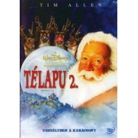 Télapu 2. - Veszélyben a karácsony (DVD)