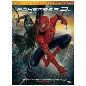 Pókember 3. (DVD)