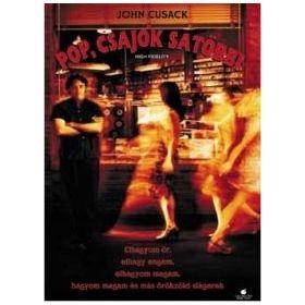 Pop, csajok satöbbi (DVD)  *John Cusack*