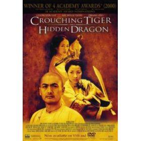 Tigris és Sárkány (DVD)