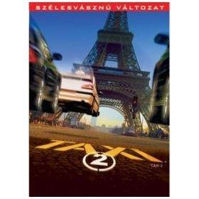 Taxi 2. (DVD)