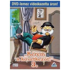 Dr.Bubó - Kérem a következőt! 3. (DVD)
