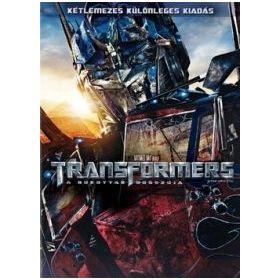 Transformers - A bukottak bosszúja (DVD)