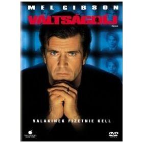 Váltságdíj *Mel Gibson* (DVD)