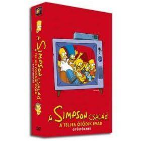 A Simpson család - 5. évad (4 DVD)