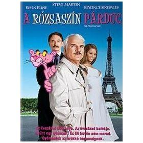 A rózsaszín párduc 1. (DVD)