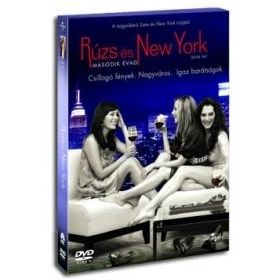 Rúzs és New York - 2. évad (3 DVD)