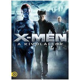 X-Men - A kívülállók (1 DVD)