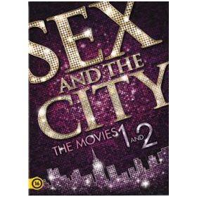 Szex és New York - A mozifilm / Szex és New York 2. (egylemezes változat) (2 DVD) (Twinpack)