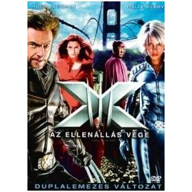 X-Men 3. - Az ellenállás vége (DVD)