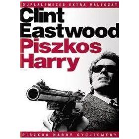 Piszkos Harry *Szinkronizált* (DVD)