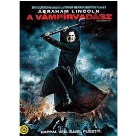Abraham Lincoln a vámpírvadász (DVD)