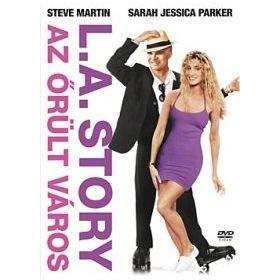 L.A. Story - Az őrült város (DVD)