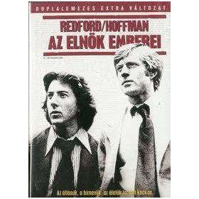 Az elnök emberei (DVD)