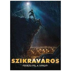 Szikraváros (DVD)