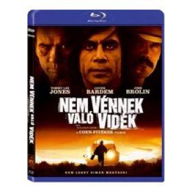 Nem vénnek való vidék (Blu-ray)