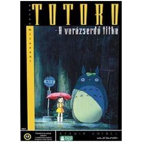 Totoro - A varázserdő titka (DVD)