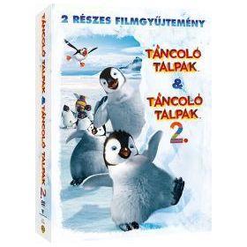 Táncoló Talpak 1-2. (2 DVD)