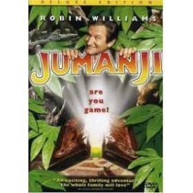 Jumanji - jubileumi változat (DVD)