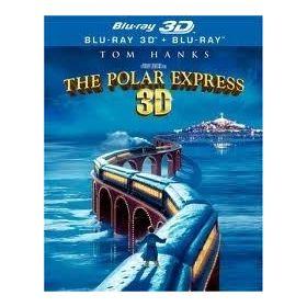 Polar Expressz (3D Blu-ray)