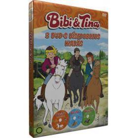 Bibi & Tina gyűjtemény (3 DVD)