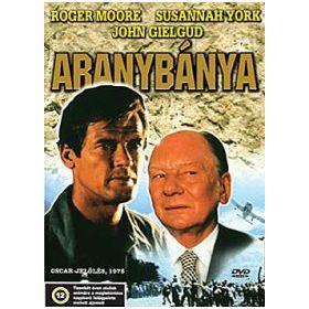 Arany (Aranybánya) (DVD)