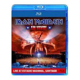 Iron Maiden - En vivo! (Blu-ray)