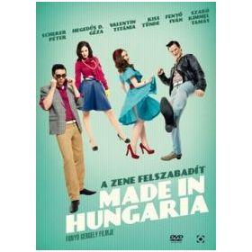 Made in Hungária - A zene felszabadít (DVD)