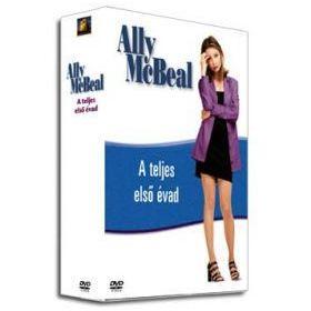 Ally McBeal - 1. évad (6 DVD)