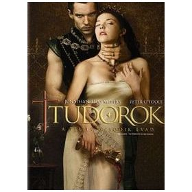 Tudorok - 2. évad (3 DVD)