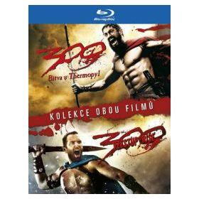 300 / 300: A birodalom hajnala (2 Blu-ray)