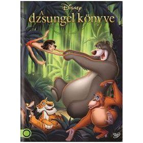 A dzsungel könyve (új kiadás - klasszikus Disney) (DVD)