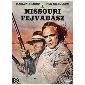 A Missouri fejvadász (DVD)
