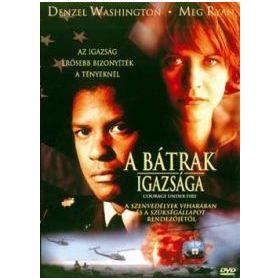 A bátrak igazsága (DVD)