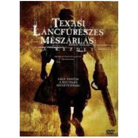 Texasi láncfűrészes mészárlás: A kezdet (DVD)