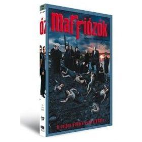 Maffiózók - 5. évad (4 DVD)