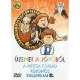 A Mézga család - Üzenet a jövőből 2. (DVD)