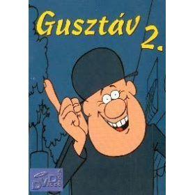 Gusztáv 2. (DVD)