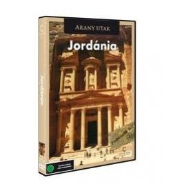Arany utak: Jordánia (DVD)