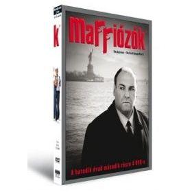 Maffiózók - 6. évad/2. rész (4 DVD)