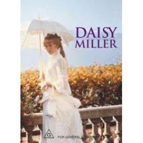 Daisy Miller - Az amerikai lány (DVD)
