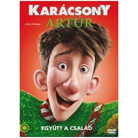 Karácsony Artúr - animációs arcok sorozat (DVD)
