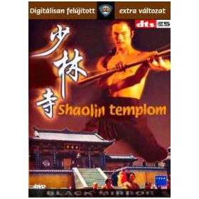 Shaolin templom (DVD)