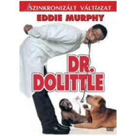 Dr. Dolittle - szinkronizált változat (DVD)