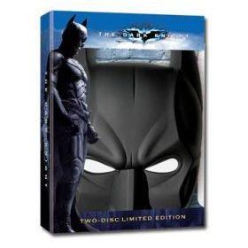 Batman - Sötét lovag - Batman maszkos dísztok (2 DVD)