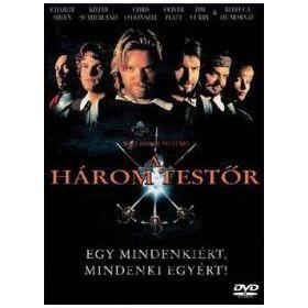 A három testőr (1993) (DVD)