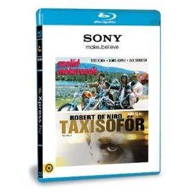 Szelíd motorosok / Taxisofőr (2 Blu-ray)