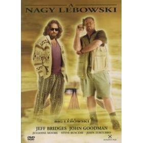 A nagy Lebowski (DVD)