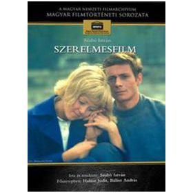 Szerelmesfilm (MaNDA kiadás) (DVD)